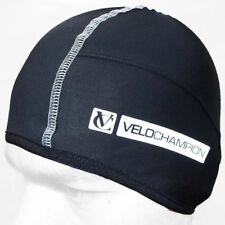VELOCHAMPION thermo tech bonnet sous casque pour cycliste taille unique *NEUF*