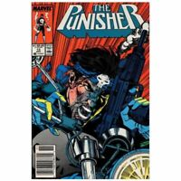 Punisher (1987 series) #13 Newsstand in Very Fine condition. Marvel comics [*y1]