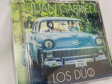 JUAN GABRIEL - DUO, VOL. 2 [CD/DVD] NEW CD