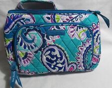 Vera Bradley Women Purse Shoulder Bag Handbag LITTLE HIPSTER WAIKIKI PAISLEY