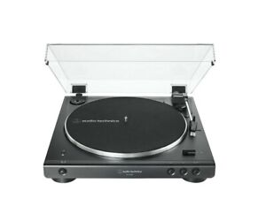 Audio Technica Fully Automatic BlueTooth Stereo Turntable System AT-LP60XBT/BLK