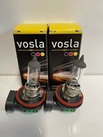 2x- Vosla H11 Lamps Made In Germany BRIGHT!