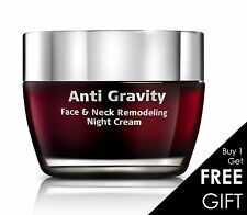Careline New Anti-Gravity anti aging Neck Face Lift Firming Night cream 1.7 oz