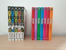 LOT de 12 mangas (Fairy Tail + GTO 14 Days)