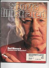 Marge Schott Reds baseball Sports Illustrated May 20, 1996