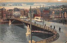 BR36132 Pont des Anghes tramway Liege       Belgium