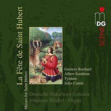 RochardTyndareSombrunCantin - MichelDeutsche Naturhorn Solisten [CD]