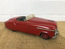 Rare 1950s Schuco #4003 Combinato Car, Germany US Zone, Wind-Up