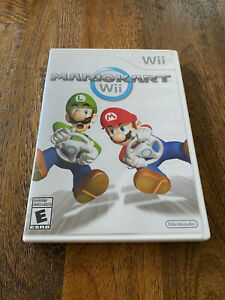 Mario Kart Nintendo Wii Genuine OEM Authentic