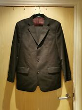 TED BAKER ELEVATED MENS SUIT JACKET 38 - TROUSERS 32 WAIST