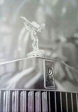 Rolls Royce Phantom VI Prestige Brochure