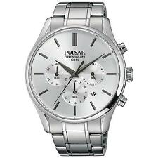 Pulsar Analogue Casual Wristwatches with Chronograph