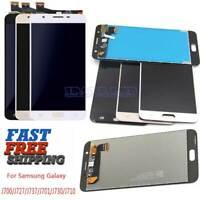 For Samsung Galaxy J7 J700 J727 J730 J701 LCD Display Screen Touch Digitizer AAA