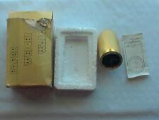 Vintage Paper Weight Watch Swiss Movement Dial, Hong Kong, Oasis, Original Box