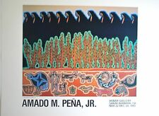 Amado Pena Earth Wind and Fire Hobar Gallery 1980