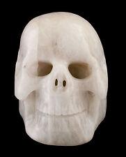 CRANE CRISTAL de ROCHE TETE DE MORT 5kg900 TIBET-SKULL CRYSTAL-4223