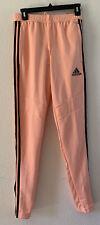 Adidas Men's Size XS TIRO 19 Soccer Training Pants Glow Pink/Black FJ9395