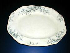 "J H Weatherby Staffordshire Blue WOODLAND 12"" Platter"