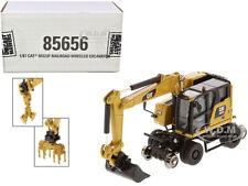 Caterpillar MODELL 1 87/h0 CAT M323f Zweiwegebagger gelb #85656