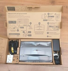 Brand New Unused BT Smart Hub WiFi Cable & Fibre Router - AC 2600, Dual-band