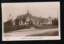 Hants Hampshire TIDWORTH Wesleyan Soldiers Home Military RP PPC Kingsway pre1919