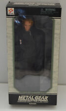 "METAL GEAR SOLID konami Bambola Collezione Liquid SNAKE 12"" Action Figure Yamato"