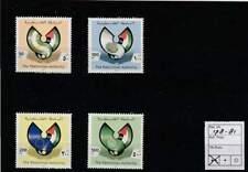 Palestina postfris 2001 MNH 178-181 - Internationale Samenwerking