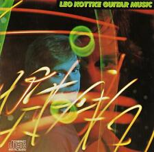 Leo Kottke ‎– Guitar Music CD Beat Goes On 1995 NEW/SEALED