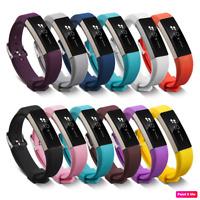 Fitbit Alta Strap Alta HR Wristband Smartwatch Silicon Metal Buckle UK Stock