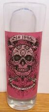 L.A. INK   CITY OF ANGELS  SKELETON FACE  4' SHOT GLASS