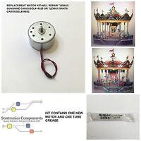 Lemax Sunshine Carousel model#14325- replacement motor parts kit