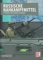 Shaydurov: Russische Nahkampfmittel - Typen/Technik/Daten Handbuch/Heer/Waffen