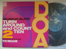 PROMO ONLY / DEAD OR ALIVE TURN AROUND AND COUNT 2 TEN