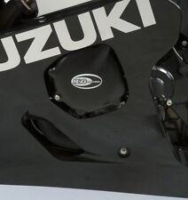 Suzuki GSX R600 K5 2005 R&G Racing Engine Case Cover PAIR KEC0042BK Black