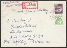 *1p SALE* Germany - West, 1979 Industry & Tech. 230pf on Cover. MEMMINGEN 2 CDS