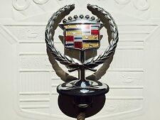 2000 2001 2002 Cadillac DeVille DTS Motorhauben Emblem Hood Ornament 2003 2004