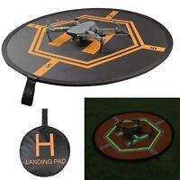 80cm Drone Day&Night Landing Pad Helipad for DJI Mavic Pro Phantom 4 3 Inspire 1