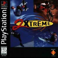 2xtreme Playstation Game PS1 Used Complete