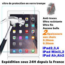IPAD 2/3/4 Mini Aria Pro Vetro Protezione Pellicola Proteggi Schermo Temperato