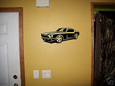 """Mustang Car Large Wall Sticker Decal Decor Auto 9x22"""""""
