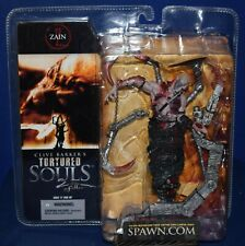 "Tortured Souls 2 the Fallen Zain 8"" Action Figure McFarlane 2002 HORROR Sealed"