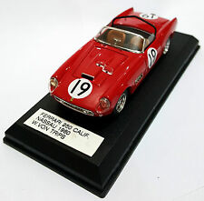FERRARI 250 CALIFORNIA NASSAU 1960 W. Von Trips N.19 Art Model 1:43