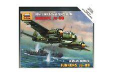 ZVEZDA 6186 1/200 Junkers Ju-88