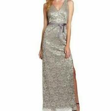 Women's BCBG Nadir Lace Gown.sleeveless Maxi Sz 6p