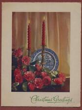 Garry Marsh (actor), 91 Lichfield Court, Richmond 1948 - Christmas Card ye100