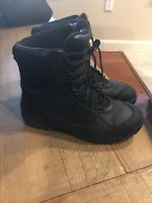 5.11 XPRT Tactical Police Military Boots Size 10.5 Used In Very Good Condition
