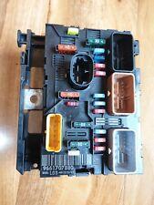 CITROEN C2 C3 C4 PEUGEOT 207 307 308 UNDER BONNET FUSE BOX BSM-LO3-00 9661707880