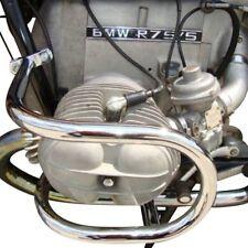 Zylinder Schutzbügel L+R Chrom für BMW R50/5 R60/5 R75/5 Sturzbügel Bj. 1969-73