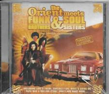 CD Malik Adouane `The Orient Meets Funk and Soul` Neu Papa Was a Rolling Stone