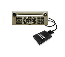 Adattatore USB SD AUX adattatore mp3 Lettore CD per ORIGINALE CITROEN rd4 rt3 rt4 rt5